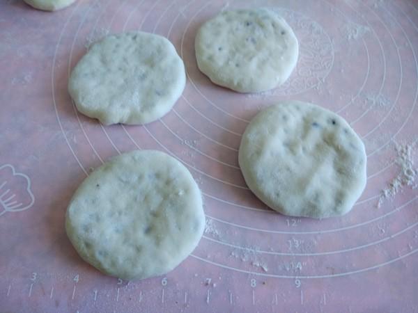 甜蜜豆饼的简单做法