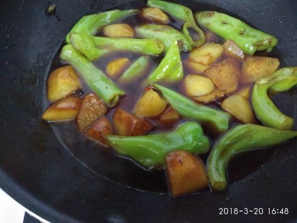 烀小咸菜怎么煮