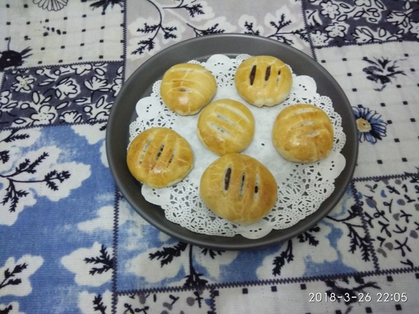 老婆饼怎样做