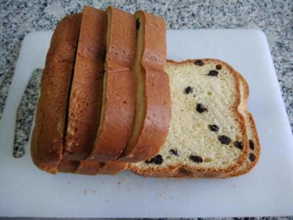 一键吐司面包怎样做