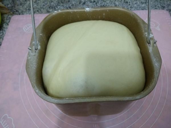椰蓉辫子面包的做法大全