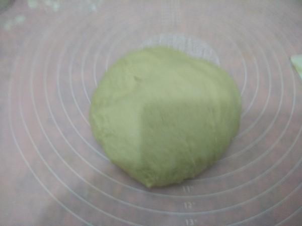 椰蓉辫子面包的做法图解
