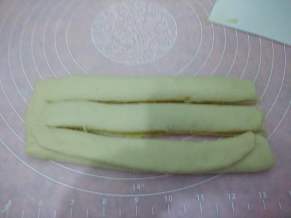 椰蓉辫子面包怎么炒