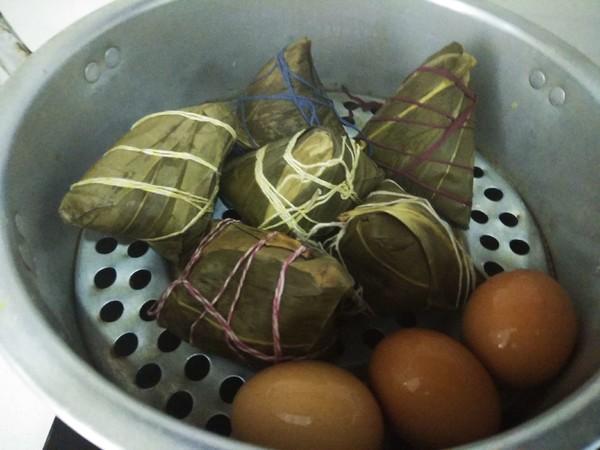 多种馅粽子的家常做法