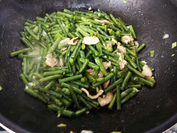 肉炒豇豆怎么煮