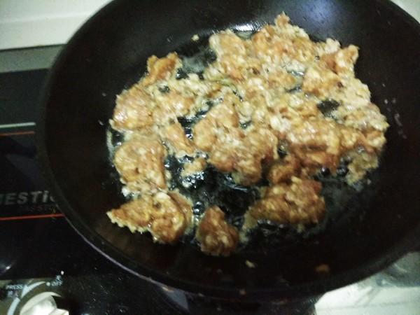 肉末鸡蛋炒尖椒的做法图解