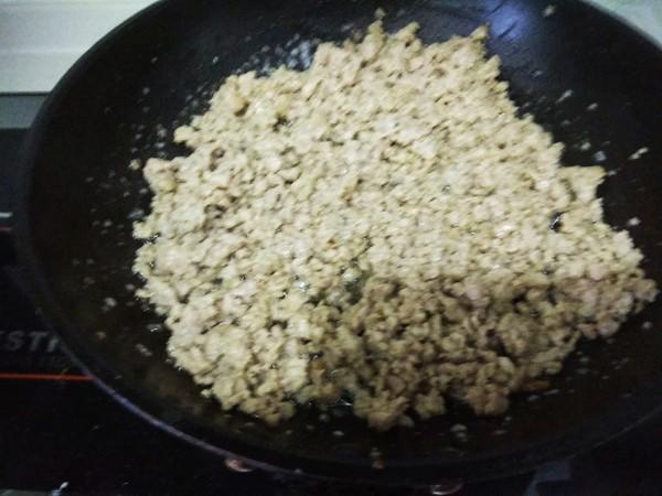 肉末鸡蛋炒尖椒的家常做法