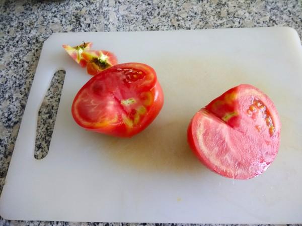 糖拌西红柿的做法图解