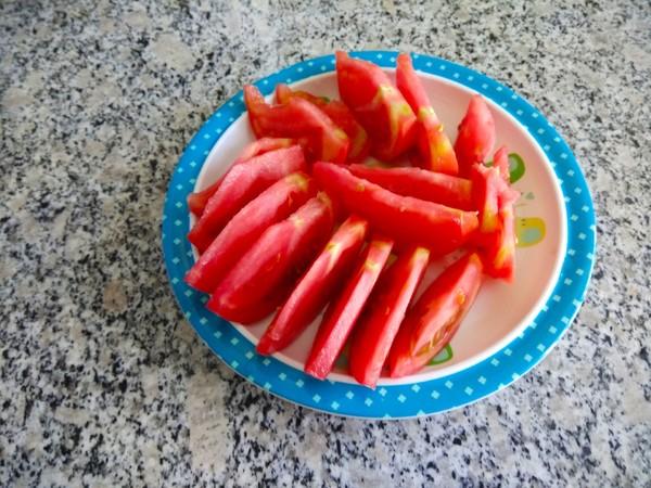 糖拌西红柿的家常做法