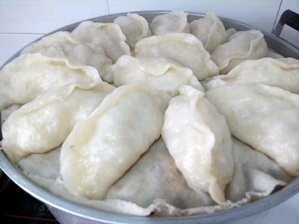 大菜蒸饺怎么煮