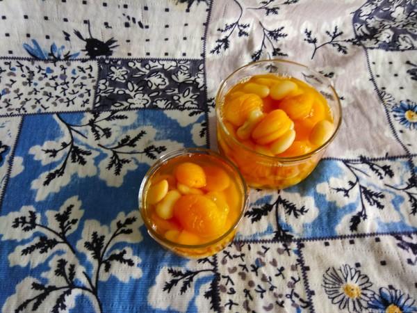 酸甜杏肉白芸豆怎么炒