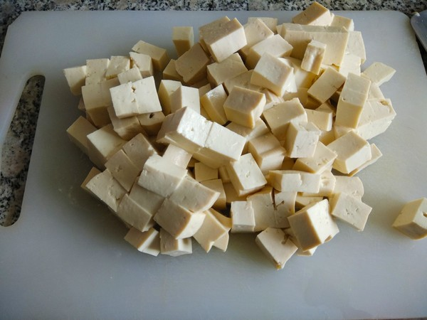 韭菜豆腐的做法大全