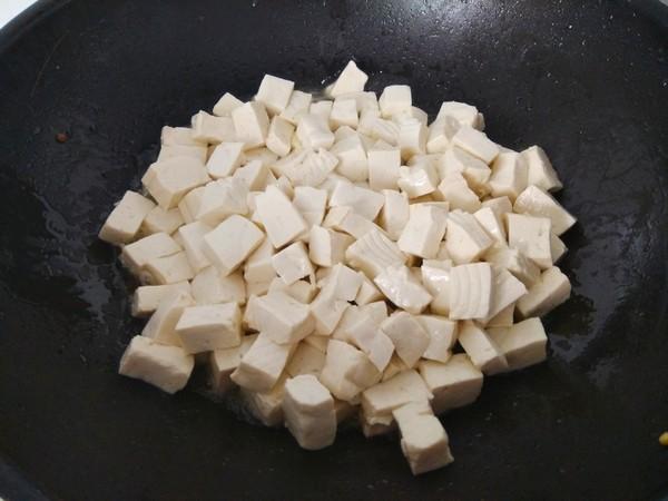 韭菜豆腐的做法图解
