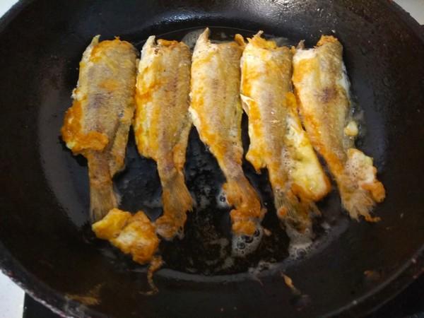 煎小黄花鱼的简单做法