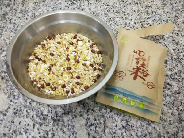 五谷米粥的做法大全