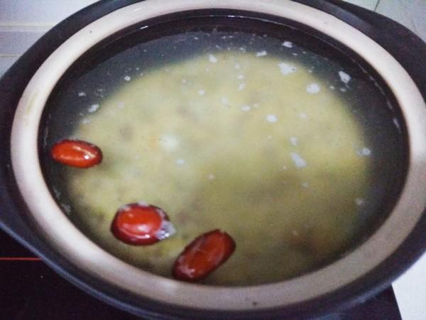 五谷米粥的家常做法