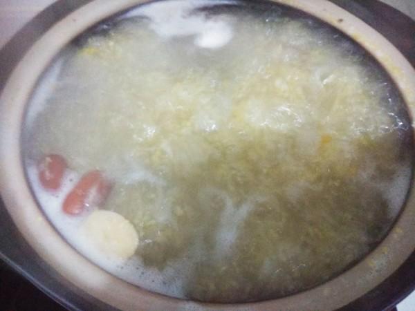 五谷米粥的简单做法