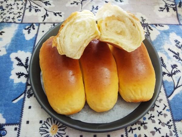 牛奶面包怎么煸