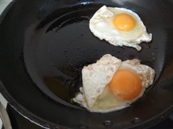 香煎荷包蛋的做法大全