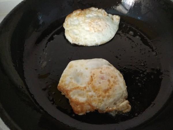 香煎荷包蛋的做法图解