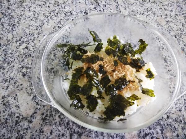 海苔肉松饭卷的做法大全