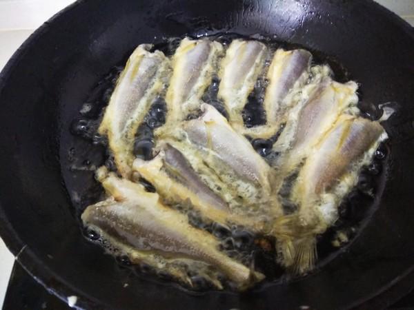 黄豆酱炖小黄花鱼的做法大全