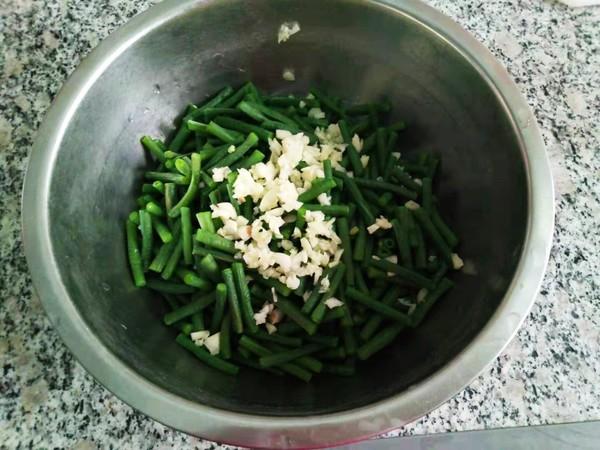 拌豇豆的做法图解