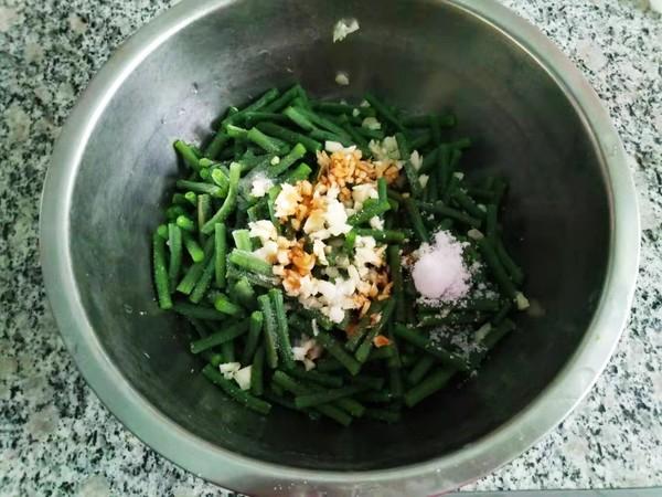 拌豇豆的家常做法