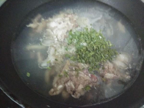 羊杂汤的家常做法