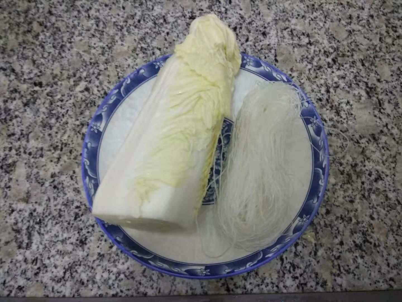白菜拌粉丝的做法大全