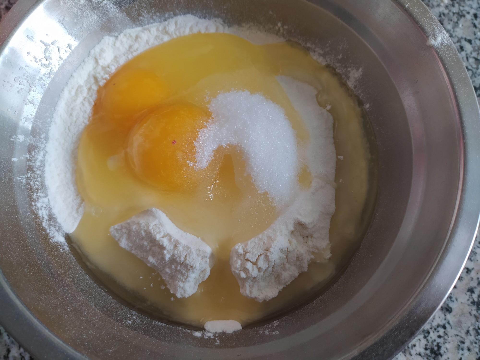鸡蛋脆麻花的做法大全