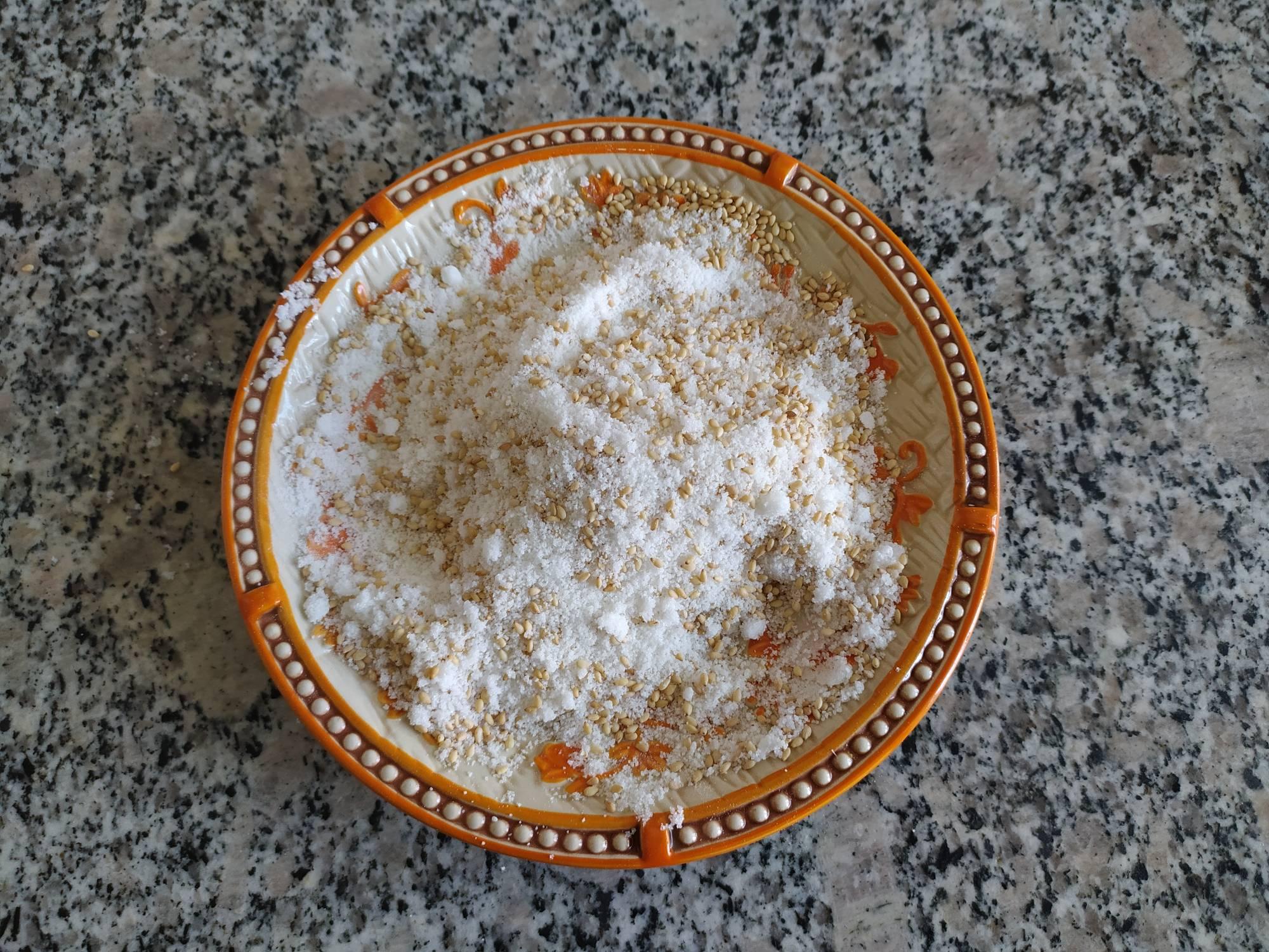 糯米粉糖包的简单做法
