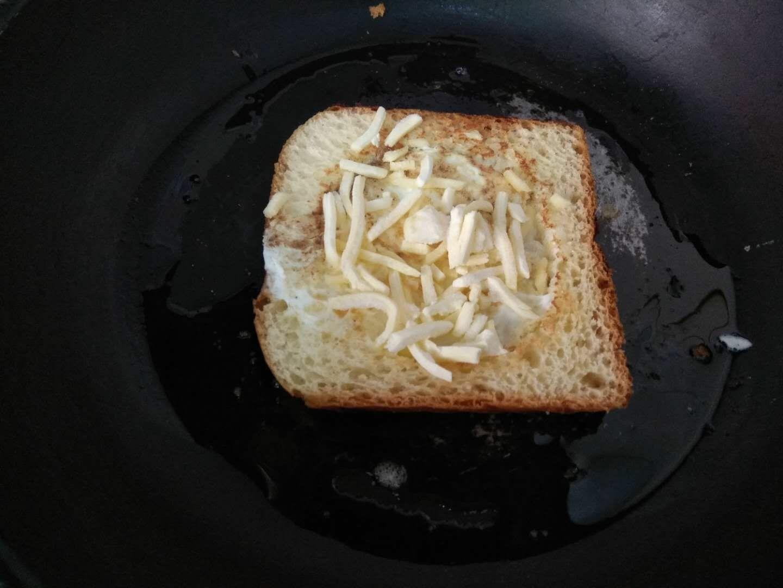 早餐面包片的家常做法