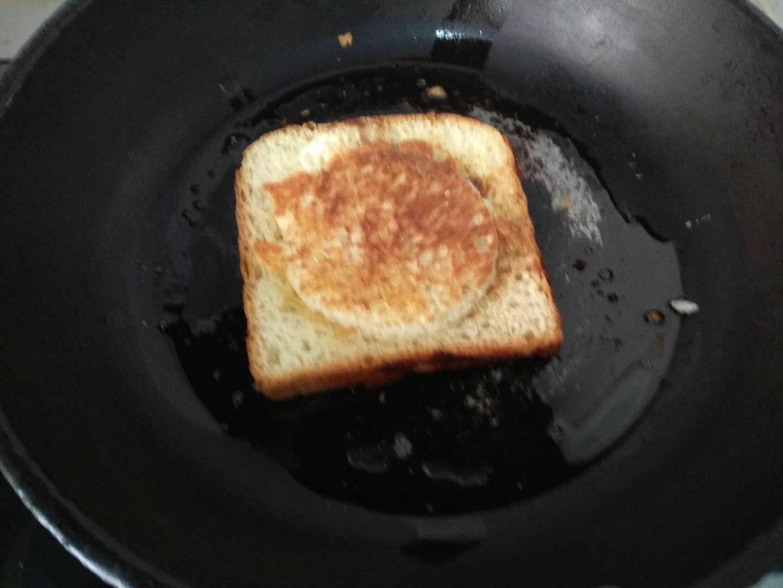 早餐面包片的简单做法