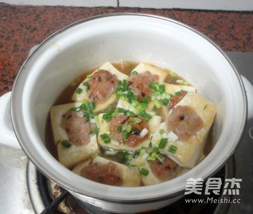 客家酿豆腐怎么炖
