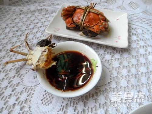 清蒸大闸蟹怎么煮