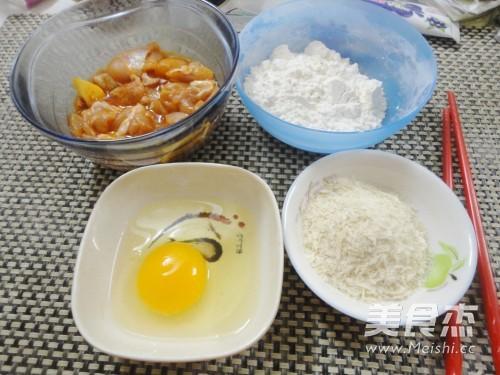 香辣鸡米花的简单做法