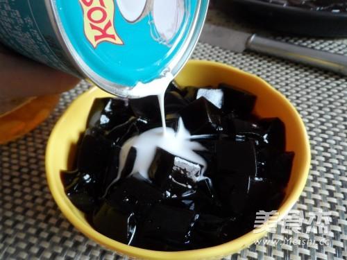 椰汁龟苓膏怎么炒