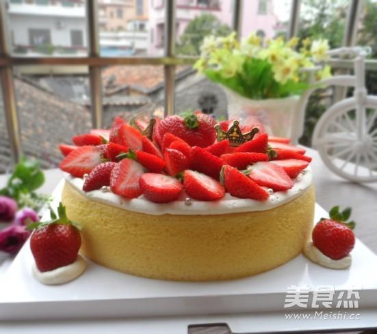 草莓芝士蛋糕怎样炒