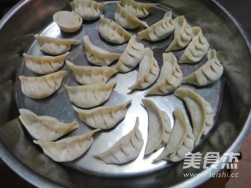 香菜牛肉水饺怎么做
