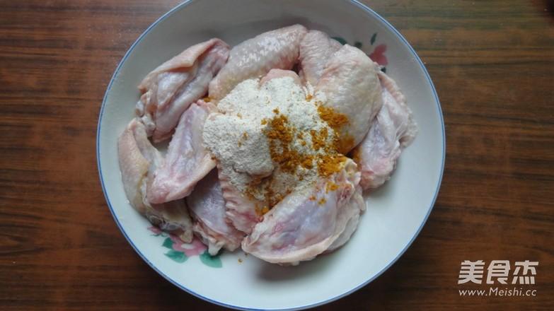 烤盐焗鸡翅的做法大全