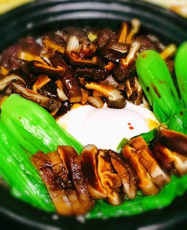 广式香肠煲仔饭怎样煮