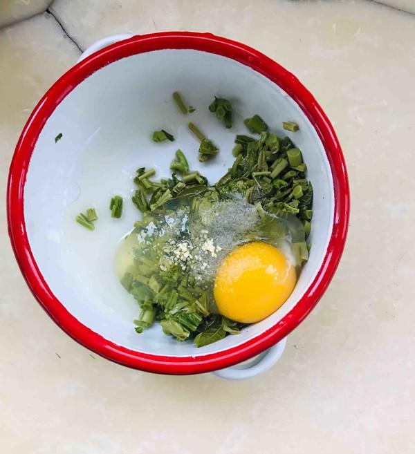 香椿炒鸡蛋的家常做法