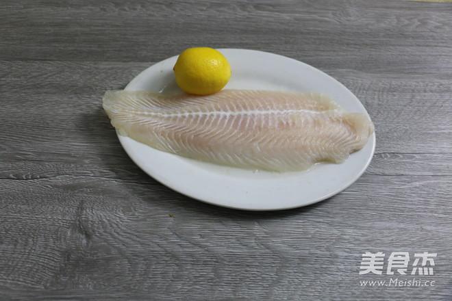 香煎龙利鱼--减肥期做法的做法大全