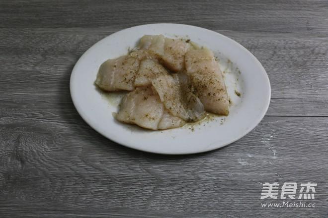 香煎龙利鱼--减肥期做法的家常做法