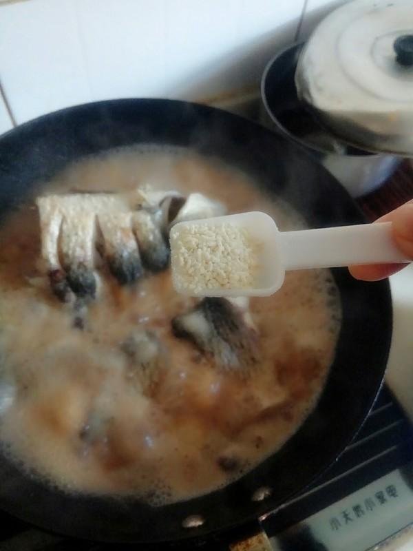草鱼炖豆腐怎样做