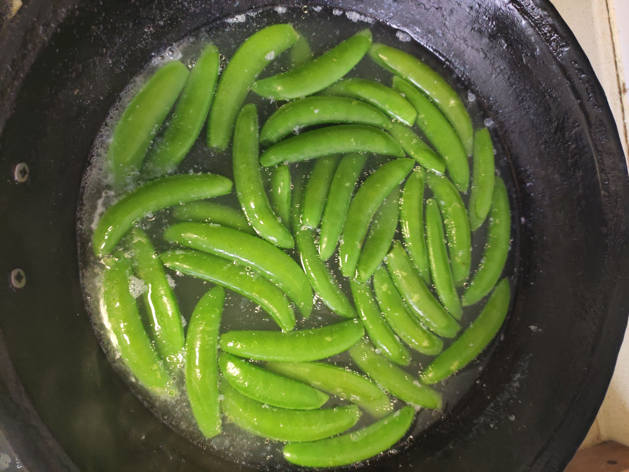 凉拌青豆的做法大全