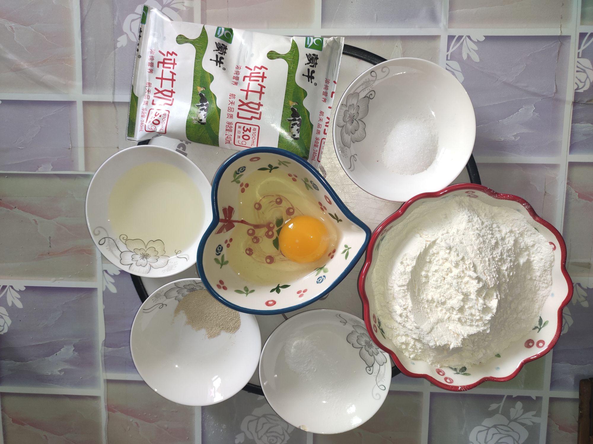 奶香小油条的做法大全