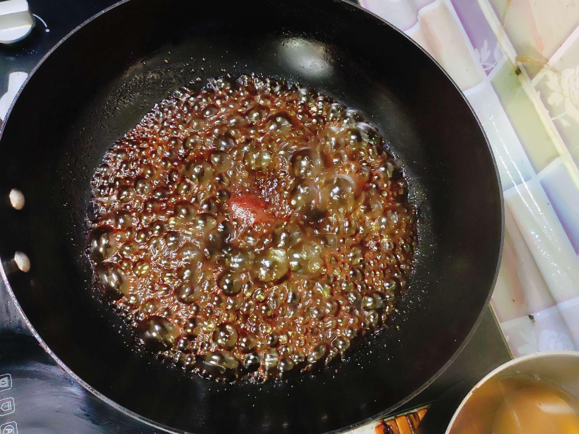 番茄鳕鱼块怎么煸