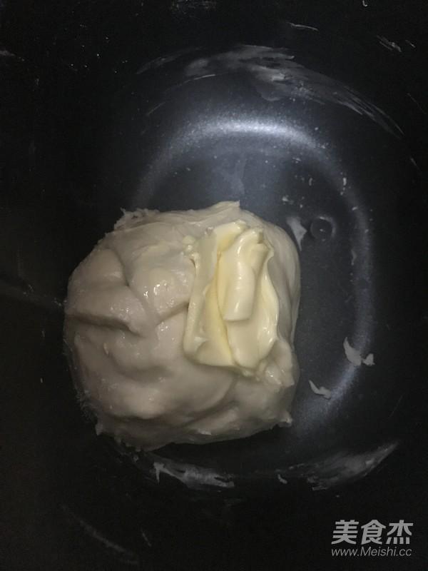 奶酥包的做法图解